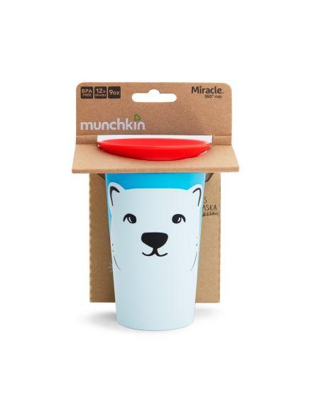 MIRACLE SIPPY CUP 266ML - POLAR BEAR