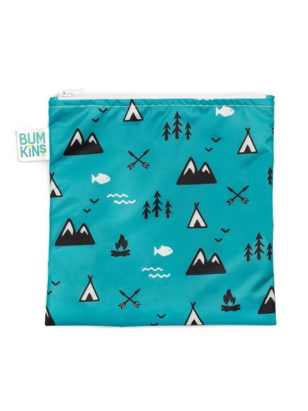 """Snack Bag Large """"Outdoors"""""""