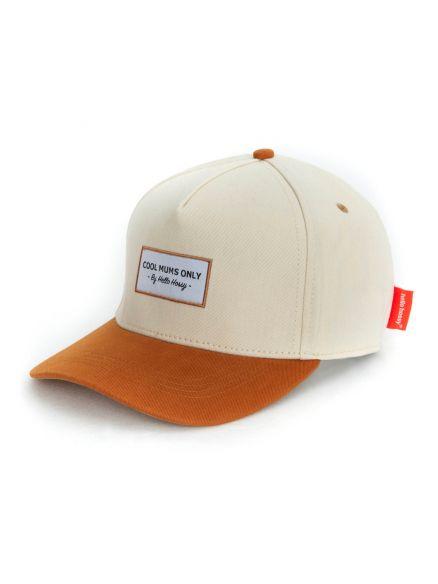 """Καπέλο Mini Beige """"MUM"""""""