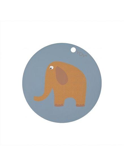 """Σουπλά """"Elephant"""""""