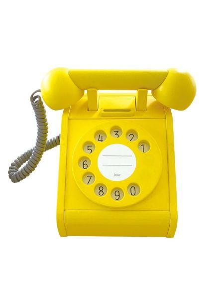 Τηλέφωνο Ξύλινο Παιχνίδι