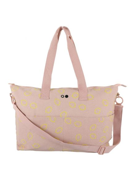"Mommy tote Bag ""Lemon Squash"""