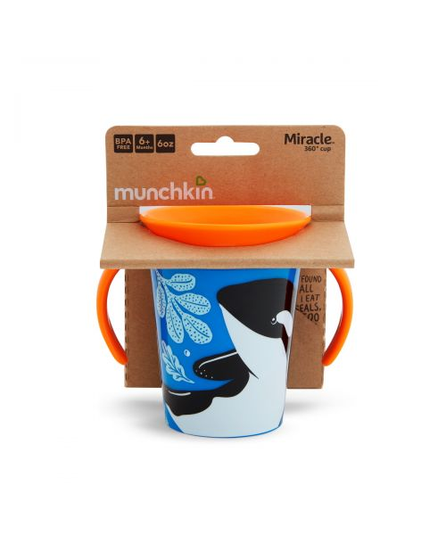 MIRACLE TRAINER CUP 177ML - ORCA