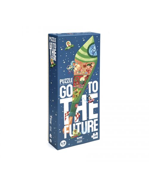 "Puzzle ""Go to the Future"""