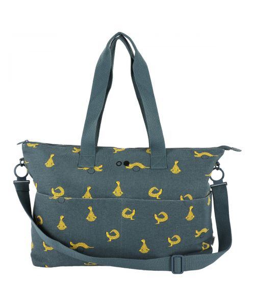 "Mommy tote Bag ""Whippy Weasel"""