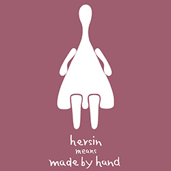 Hersin means made by hand