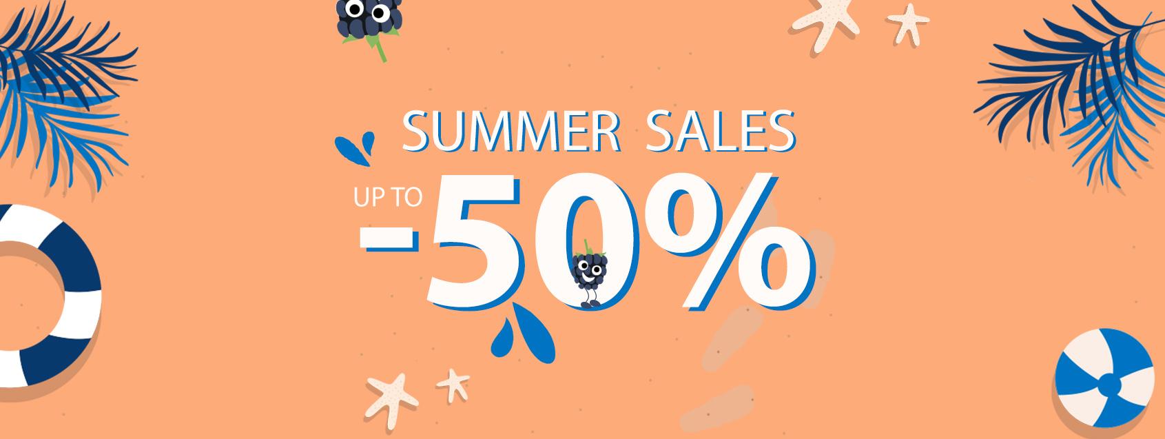Slider Summer Sales